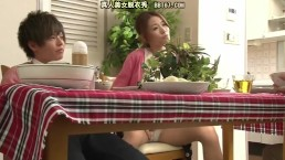 JAV Japan TVshow Step mom+son